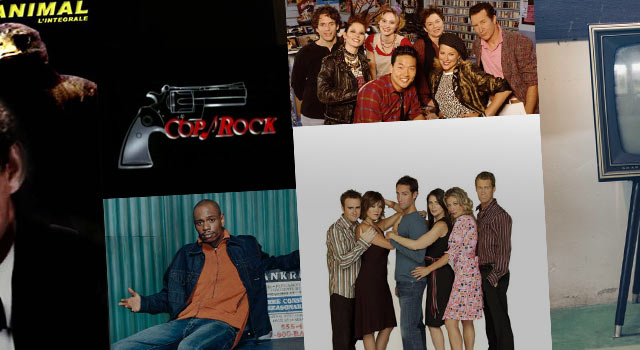 Ten Mercifully-Cancelled and Mostly-Forgotten TV Shows