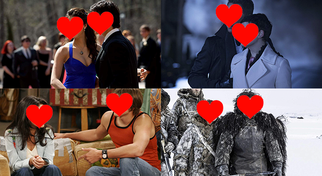 10 Co-Stars Who Sparked Romance On and Off Camera