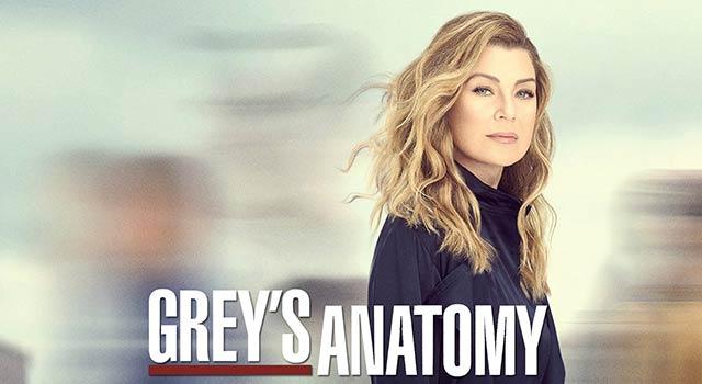1. Grey's Anatomy