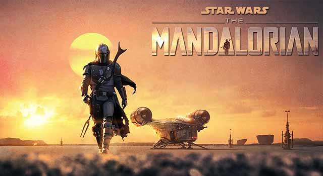 1. The Mandalorian