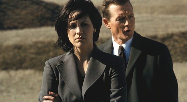 John Doggett & Monica Reyes (The X-Files)
