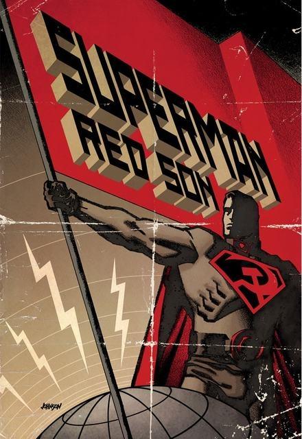Superman: Red Son Motion Comics