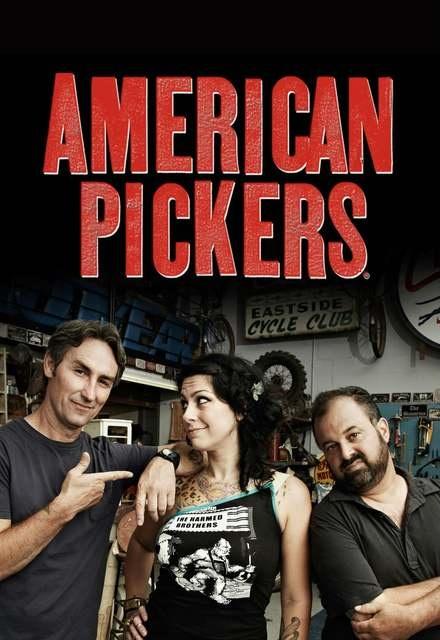 watch american pickers season 18 free online