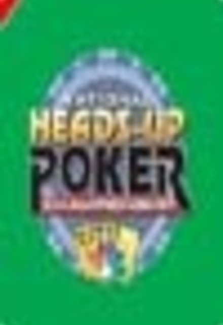 2008 National Heads-Up Poker Championships