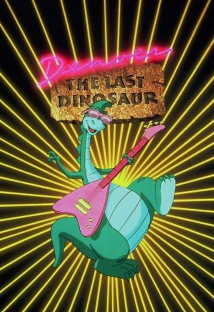 Denver The Last Dinosaur