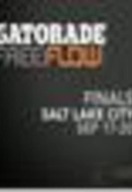 Gatorade Free Flow Tour