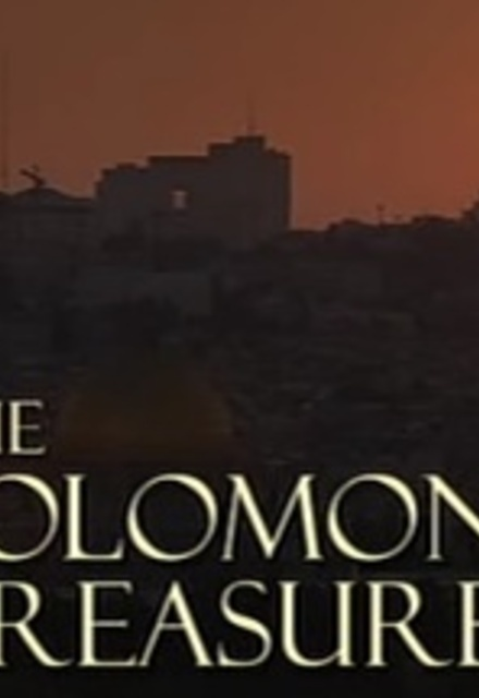 The History Channel - The Solomon Treasures
