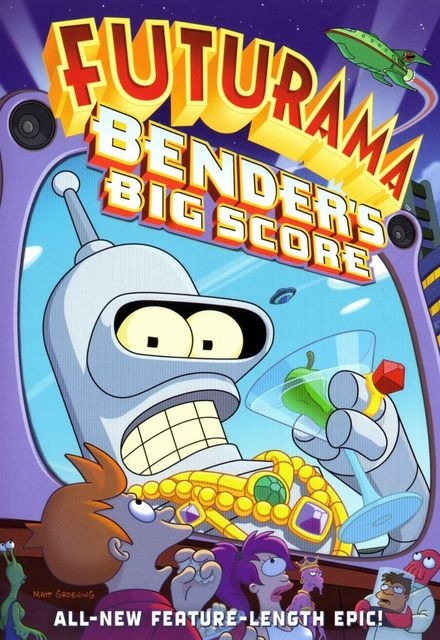 Futurama: Bender's Big Score!