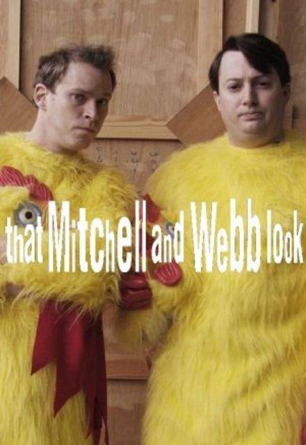 DVD That Mitchell and Webb Look box 1 | MegaMovieStore.com