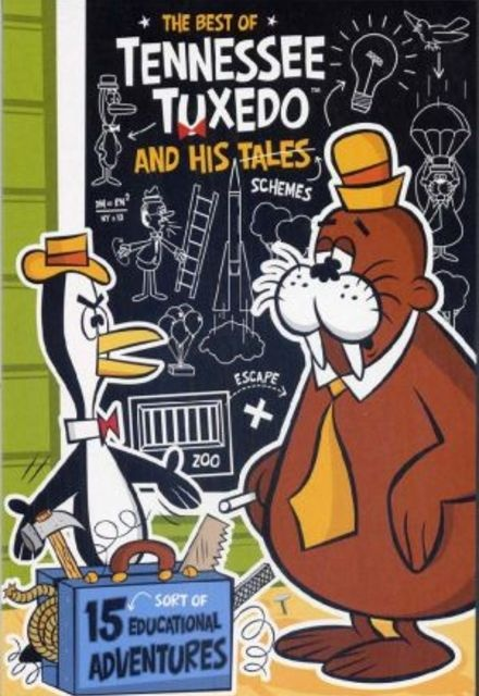 Tennesse Tuxedo & His Tales