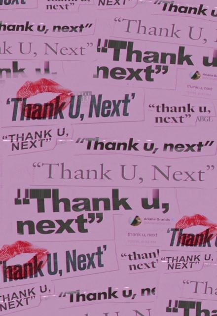 Thank You... Next