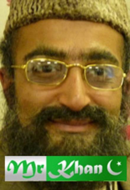 Mr Khan