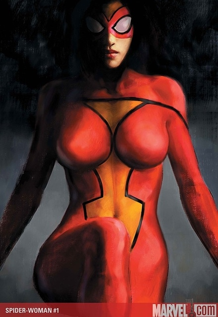Spider-Woman Agent of S.W.O.R.D.
