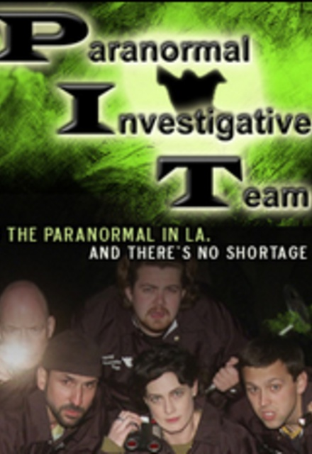 PIT - The Paranormal Investigative Team