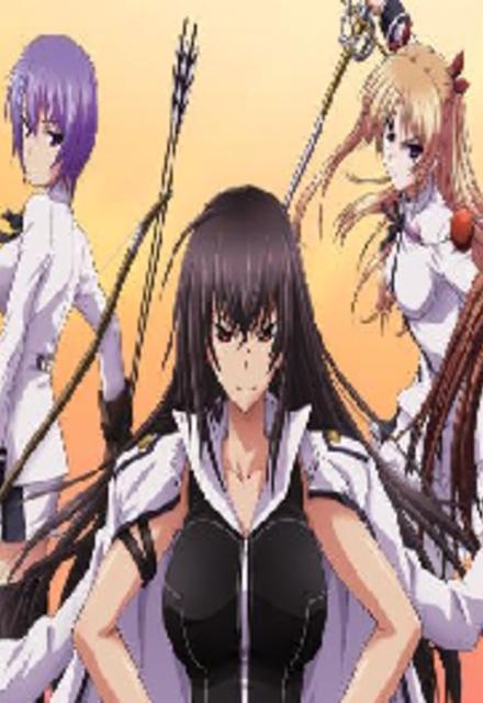 Majikoi Oh! Samurai Girls!