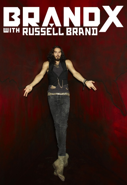 Brand X with Russell Brand