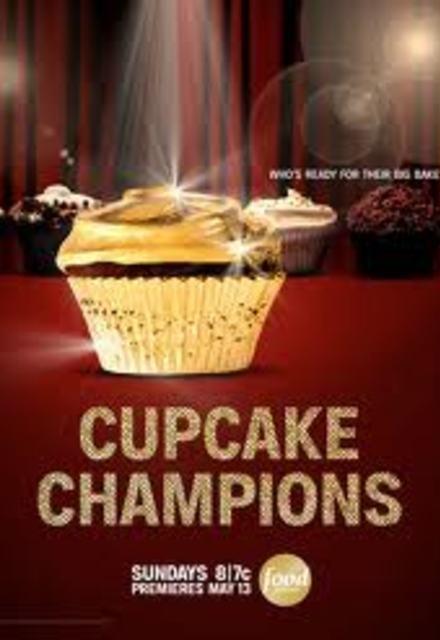 Cupcake Champions