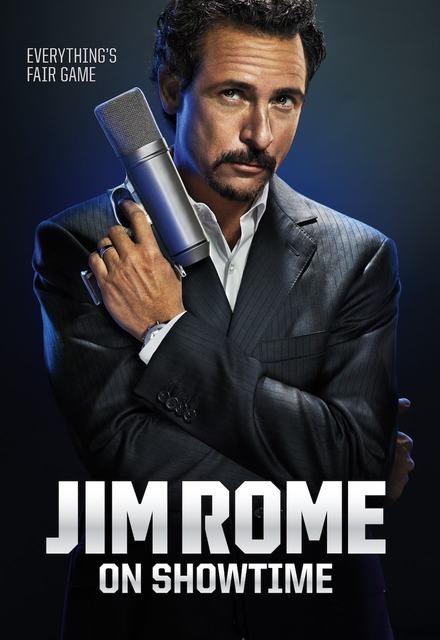 Jim Rome on Showtime