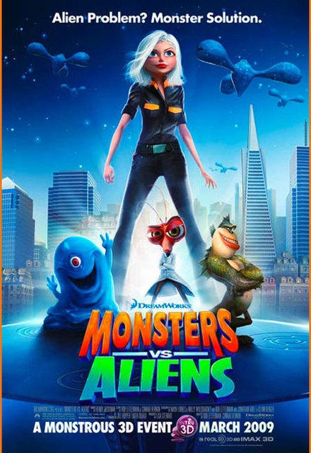 Monsters Vs. Aliens (2013)