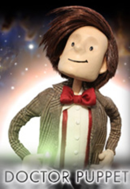 The Doctor Puppet