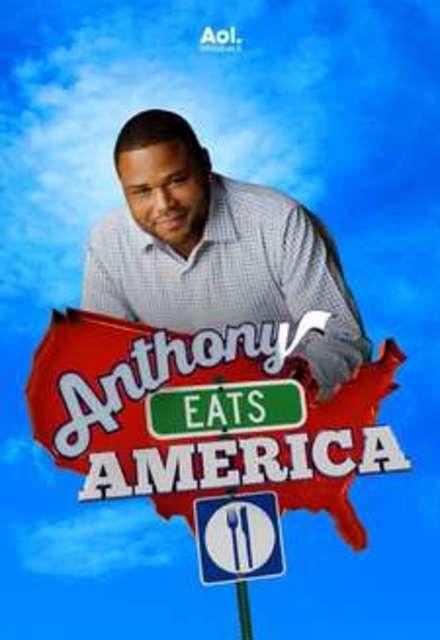 Anthony Eats America