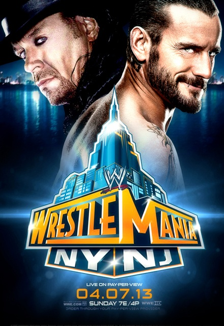 WrestleMania 29: The World Television Premiere