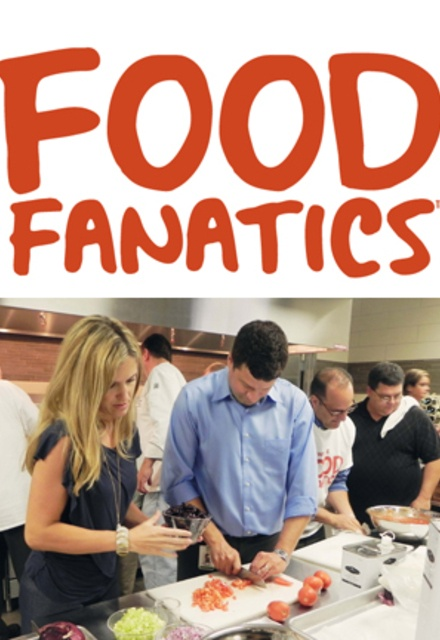 Food Fanatics with Eden Grinshpan