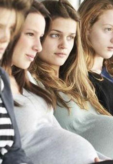 18 Pregnant Schoolgirls