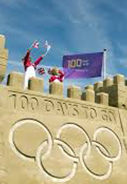 2012 Olympic Games: 100 Days to Go