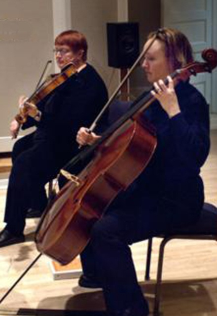4 Better 4 Worse: The Anatomy of a String Quartet