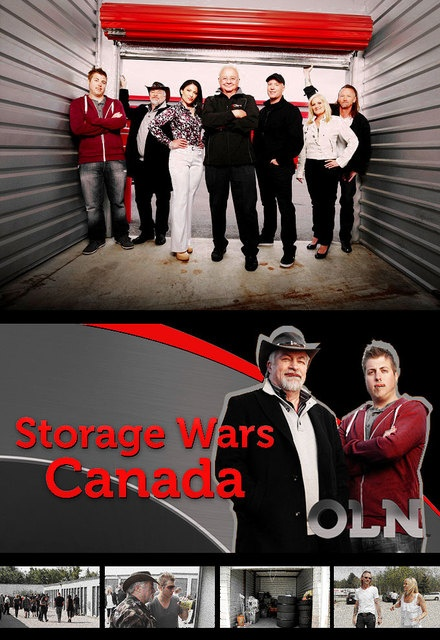 Storage Wars: Canada