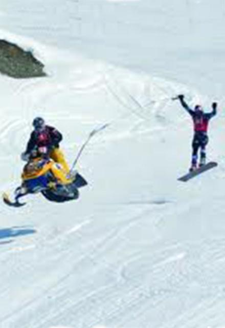 Alaska: The Arctic Man Ski and Sno-Go Classic