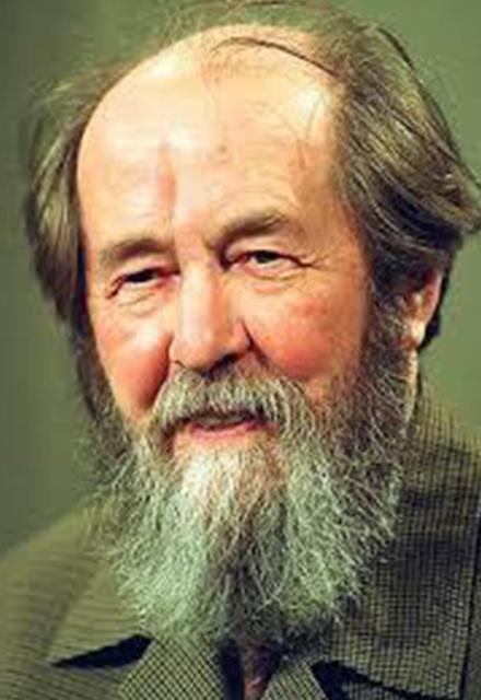 Alexander Solzhenitsyn: The Homecoming