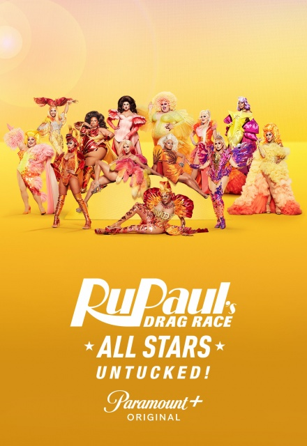 RuPaul's All Stars Drag Race: Untucked!