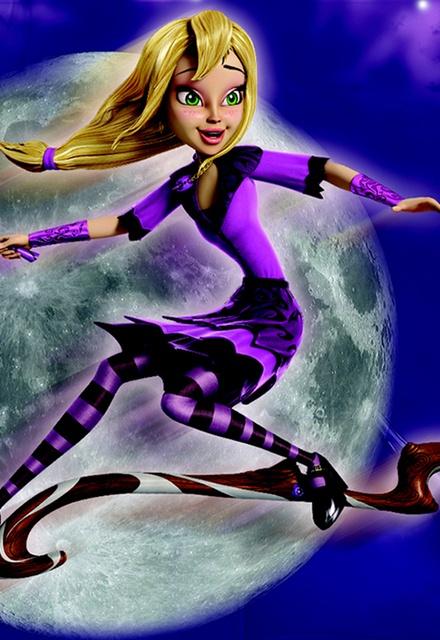 Sabrina Secrets of a Teenage Witch