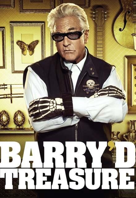 Barry'd Treasure