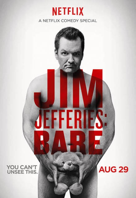 Jim Jeffries: Bare