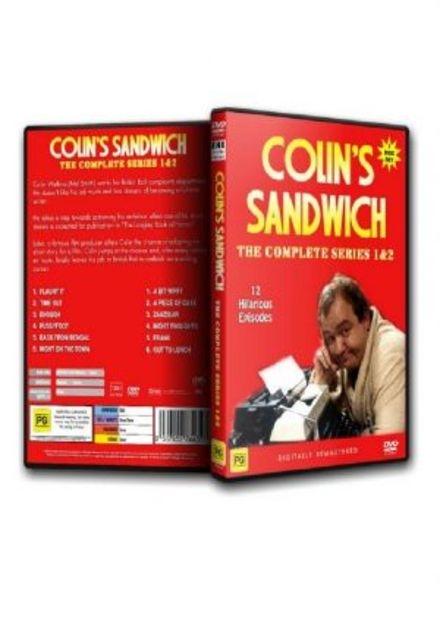 Colin's Sandwich