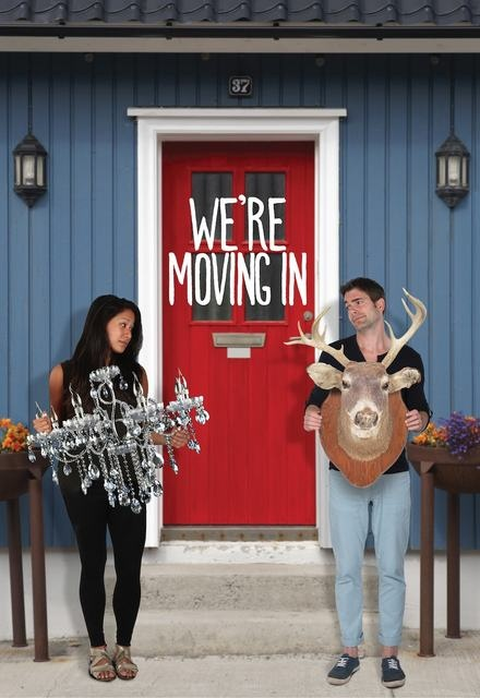 We're Moving In