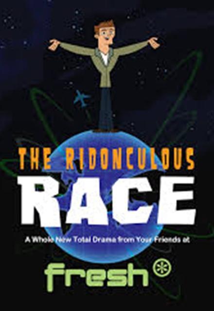 Total Drama: The Ridonculous Race