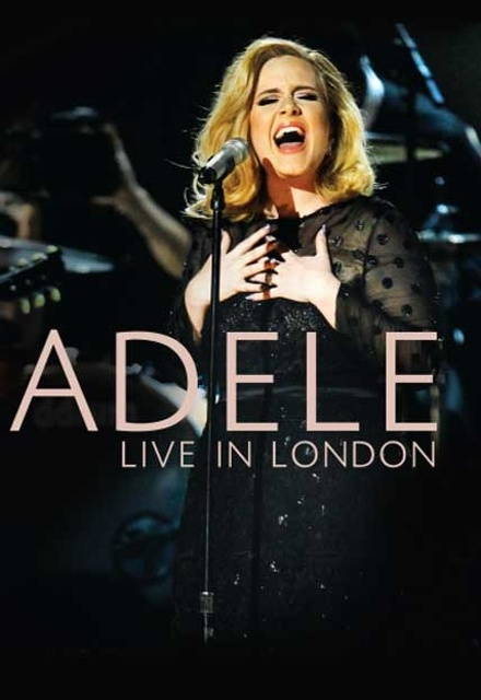 Adele Live in London