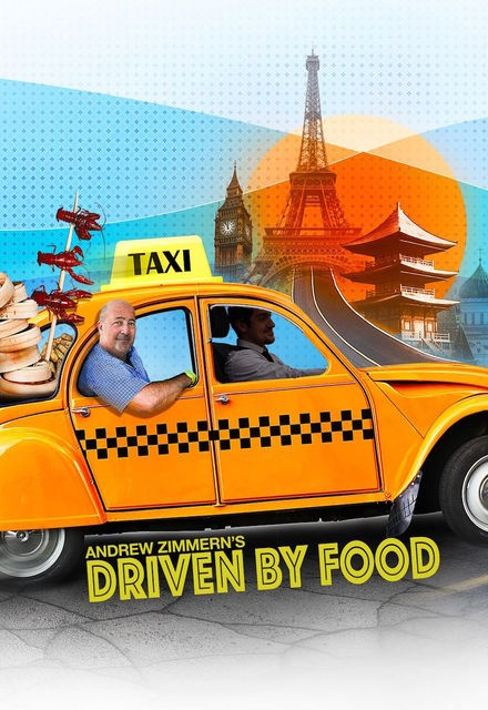 Andrew Zimmern's Driven by Food